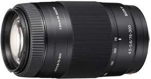 SONY Lens/Filter SAL75300