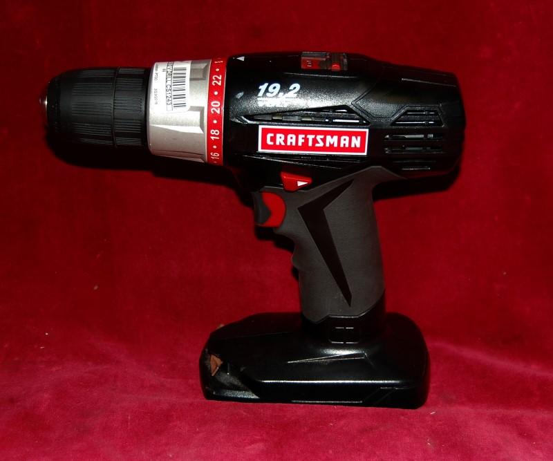 CRAFTSMAN CS1243 Drill
