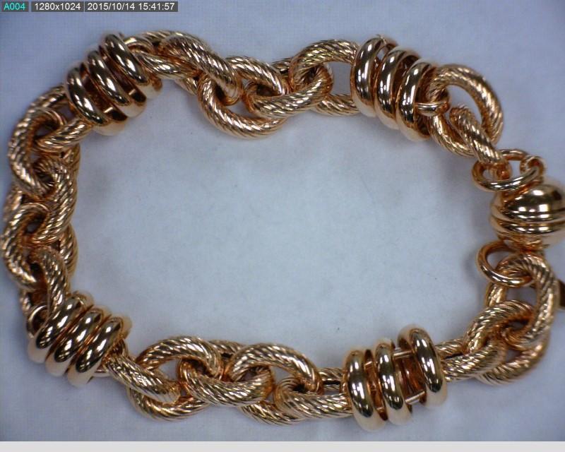 Silver Bracelet 925 Silver 14.61dwt