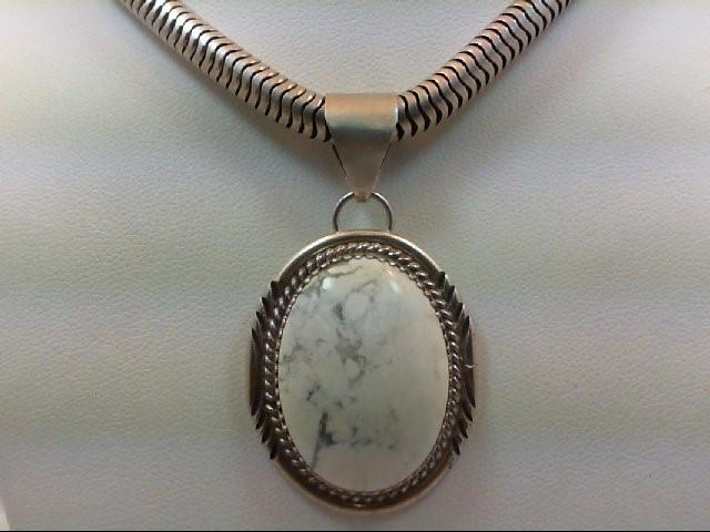Silver Pendant 925 Silver 42.7g