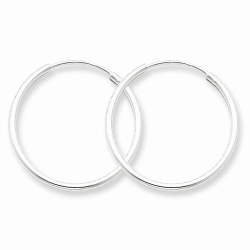 Silver Earrings 925 Silver 0.91g