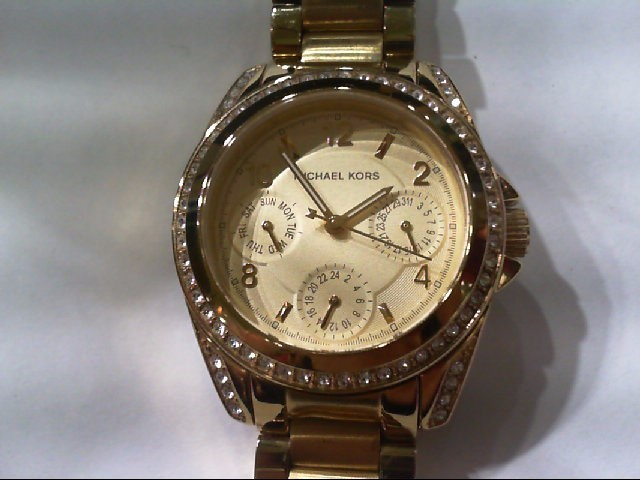 MICHAEL KORS Lady's Wristwatch MK-5635 WATCH