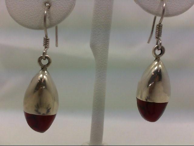 Silver Earrings 925 Silver 10.6g