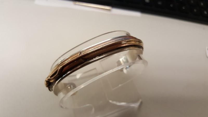 Silver Bracelet 925 Silver 33.2g