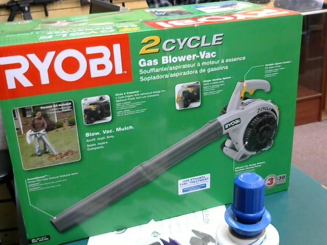 RYOBI Leaf Blower POWER BLOWER