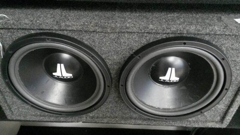 JL AUDIO Car Speakers/Speaker System 12 INCH W3 SUBWOOFERS