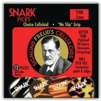 SNARK FRUED .5MM THIN 12PK GUITAR PICKS