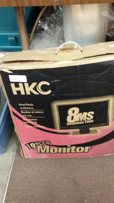 HKC Monitor 983A