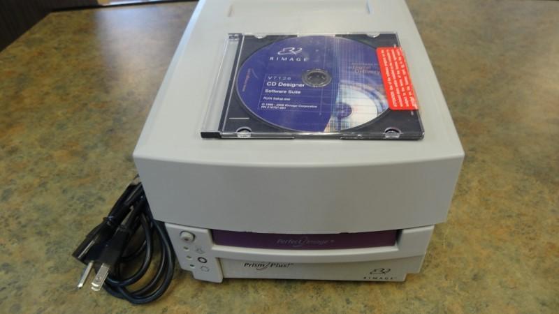 RIMAGE Printer PRISMPLUS!