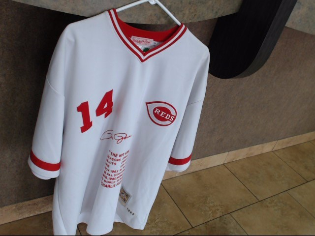 MITCHELL & NESS Clothing PETE ROSE 1985