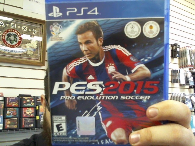 SONY Sony PlayStation 4 PRO EVOLUTION SOCCER 2015