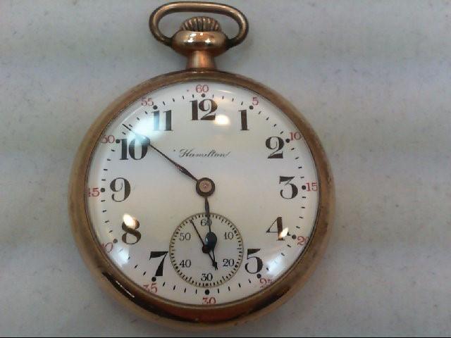 HAMILTON Pocket Watch 974 POCKET WATCH