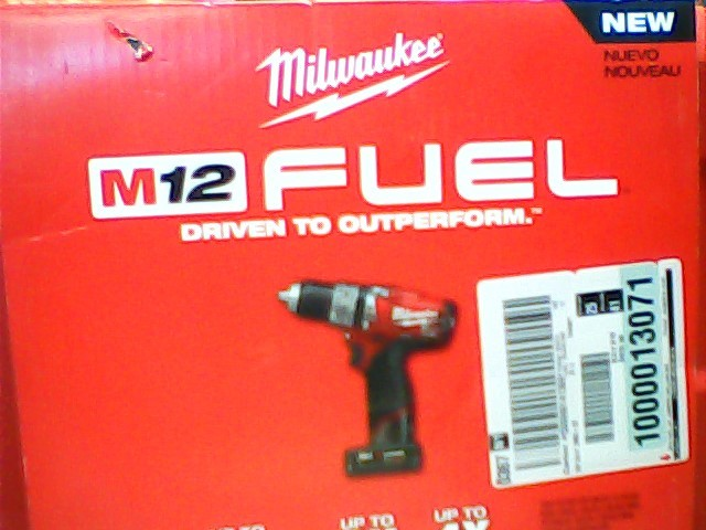 MILWAUKEE Corded Drill 2404-1