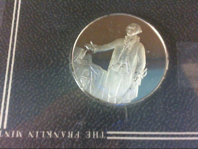 GEORGE WASHINGTON FRANKLIN MINT