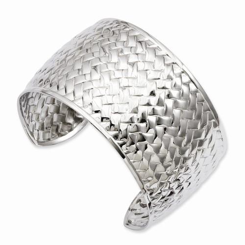 Bracelet Silver Stainless 48.41g