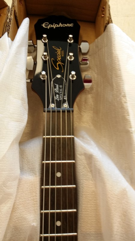 EPIPHONE Electric Guitar LES PAUL SPECIAL