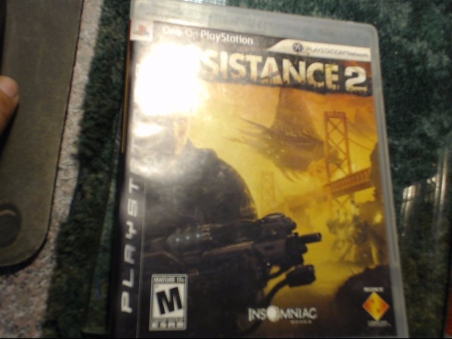 SONY Sony PlayStation 3 RESISTANCE 2 (PS3)