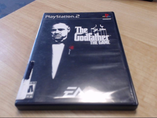 THE GODFATHER THE GAME SONY PS2 PLAYSTATION 2 GAME