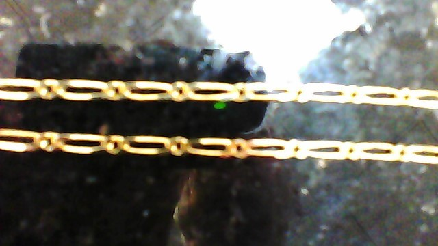 "16"" Gold Chain 18K Yellow Gold 4.2g"