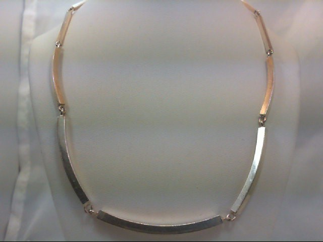 "15"" Silver Chain 925 Silver 23.2g"
