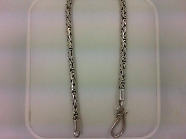 Silver Bracelet 925 Silver 8.4g