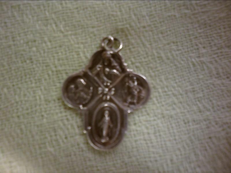 Silver Pendant 925 Silver 1.77dwt