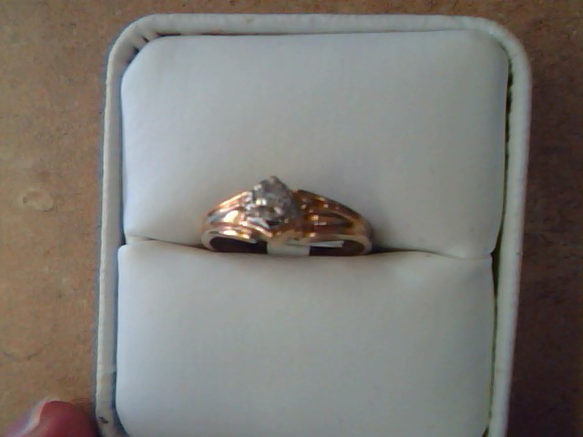 DIAMOND RING JEWELRY , 10KT, 1.9