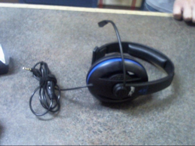 TURTLE BEACH Video Game Accessory EAR FORCE P4C