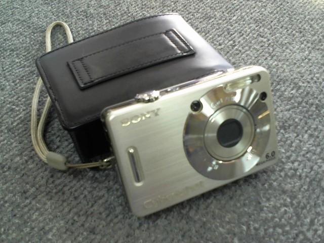 SONY Digital Camera DSC-W50