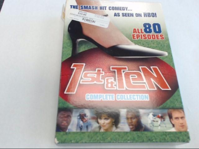 DVD BOX SET DVD QUANTITY - DVD BOX SET