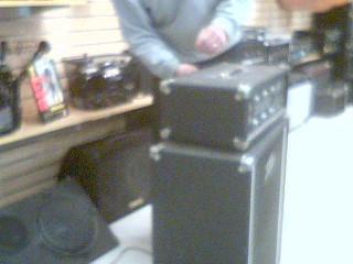PEAVEY Electric Guitar Amp CENTURY