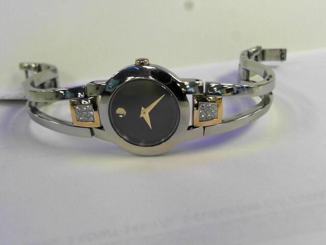 MOVADO Lady's Wristwatch 81 E4 1842