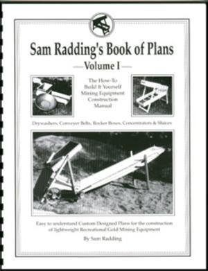 JOBE 5204; SAM RADDING'S BOOK OF PLANS VOL I