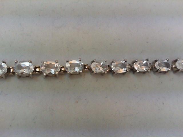 Silver Bracelet 925 Silver 16.2g