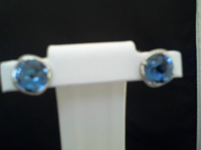 Silver Earrings 925 Silver 4.8g