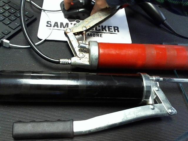 Miscellaneous Tool GREASE GUN
