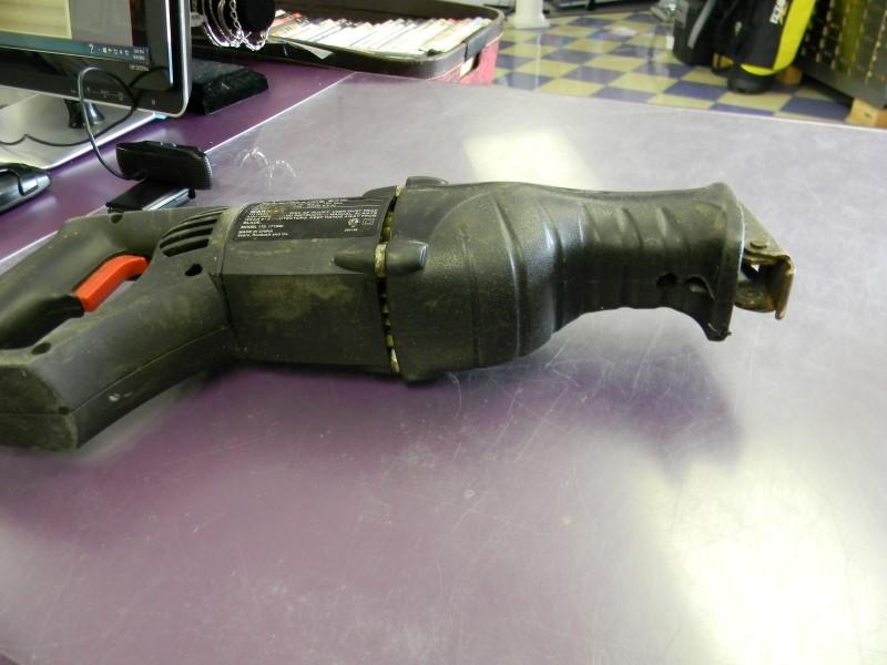 "Sears Craftsman 1"" Variable Speed Reciprocating Sawzall 31571020"