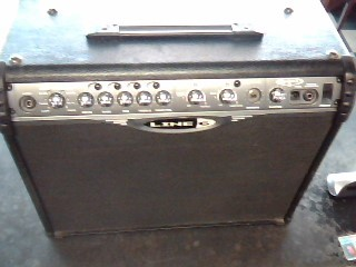 LINE 6 Electric Guitar Amp SPIDER 2 112 AMPLIFIER