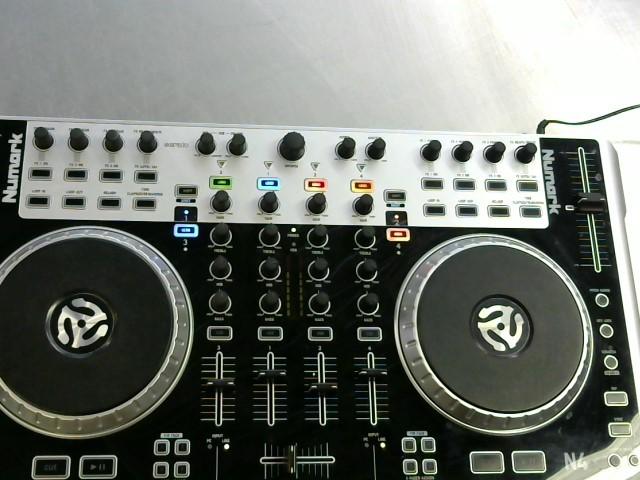 NUMARK ELECTRONICS Mixer N4