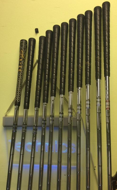 PING Golf Club Set EYE 2 BLACK DOT