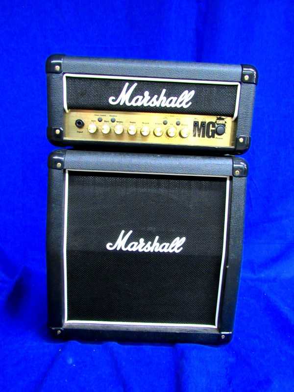 MARSHALL MG15HFX SHORT STACK