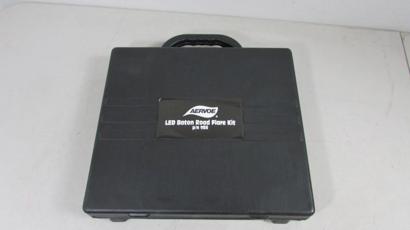 AERVOE Work Light LED BATON ROAD FLARE KIT 1156