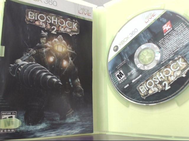 BioShock 2 (Microsoft Xbox 360, 2010) Tested!