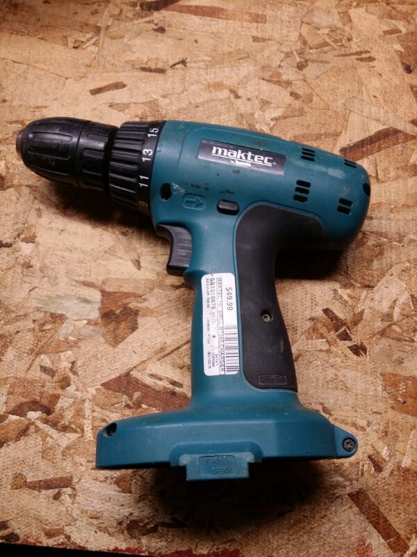 MAKTEC Cordless Drill MT065