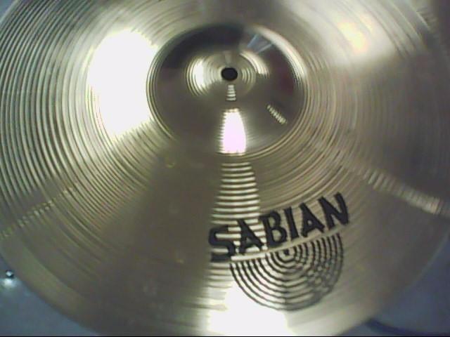 """SABIAN Cymbal SBR 16"""" CRASH"""