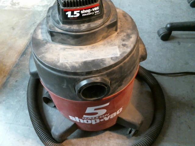 SHOP-VAC Vacuum Cleaner 5015