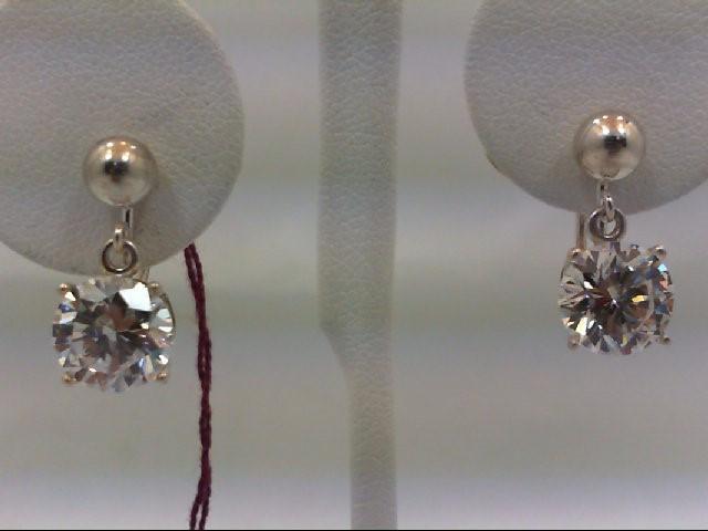 Silver Earrings 925 Silver 3.5g