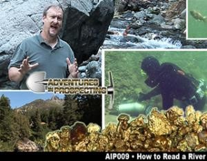 JOBE 8108, #AIP009; PC / DVD HOW TO READ A RIVER