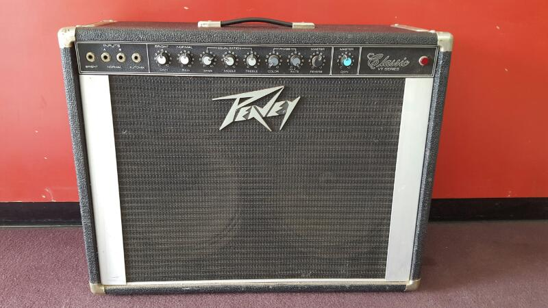 PEAVEY Electric Guitar Amp 212 CLASSIC VT