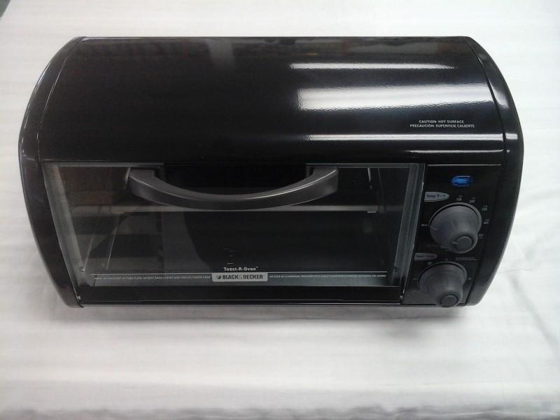 BLACK & DECKER T01420B 4-SLICE TOASTER OVEN